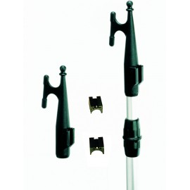 Boat Hook complete or accessory adaptors