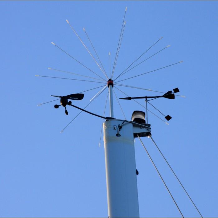 SWI-TEC Spaventapasseri volatili testa albero