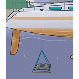SWI TEC Stabilizzatore per rollio con sacca stivaggio